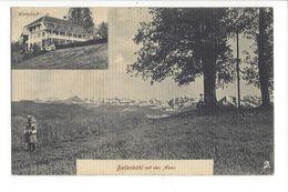 18539 - Ballenbühl Mit Den Alpen Wirtschaft - BE Berne