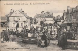 VIILERS BOCAGE  Le Marché Aux Petits Porcs - France