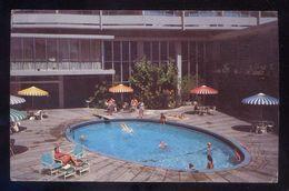 Panamá. Ciudad De Panamá. *...Hotel El Continental...* Escrita. - Panamá