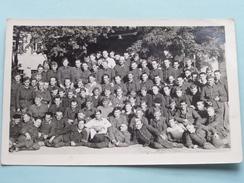 Compagnie / Eskadron Soldaten Te ALTENGRABOW Anno 1942 (?) > Zie Foto's ! - Krieg, Militär