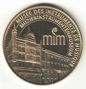 Medaille Arthus Bertrand. Belgique - Musée Des Instruments De Musique 2007. Neuve - 2007