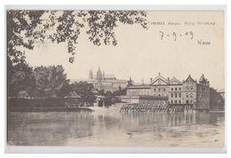 REPUBLIQUE TCHEQUE -- PRAGUE -- PRAHA -- CIRCULEE 1909 -- - Czech Republic