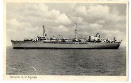 GENERAL S.D STURGIS - NVG FP - C325 - Guerra