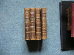 Richard Steele The Tatler The Lucubrations Of Isaac Bickerstaff 1728 In Four Vol. - Old Books