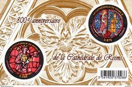 France. Bloc Cathedrale De Reims No F4549 N** - Neufs