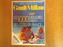 Gault Millau 220 Août 1987 - Livres, BD, Revues