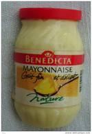 Magnet Mayonnaise BENEDICTA En Bocal - Magnets