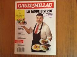 Gault Millau 237 Janvier 1989 - Livres, BD, Revues
