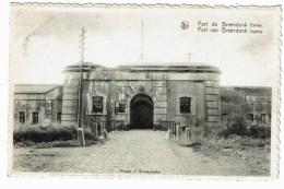Fort De Breendonk  Ingang - Puurs
