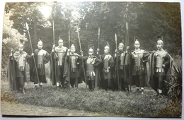 FESTIVAL DE GYMNASTIQUE SOUS LA PRÉSIDENCE DU GÉNÉRAL DE CHALENDAR - 8 JUIN 1913 - CARTE PHOTO - Clermont