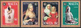 Malte - Trésors Maltais 1007/1010 ** - Malte
