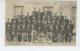 MILITARIA - REGIMENTS - PARIS - Musique Du 104ème Régiment D' Infanterie - Regimente