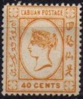 LABUAN - 40 C. De 1892 Neuf TB - Gran Bretaña (antiguas Colonias Y Protectorados)