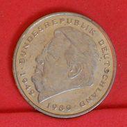 GERMANY FEDERAL REPUBLIC 2 MARKS 1994 A -    KM# 175 - (Nº19279) - [ 7] 1949-… : FRG - Fed. Rep. Germany