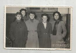 Photographie B. Malle ,Angouléme , 14 X 9 , Femme , Jeunes Filles - Anonyme Personen