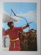 D155998  Mongolia   Archer Children  -  Bowman - Mongolia
