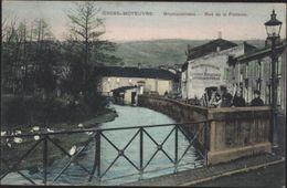 CPA Gross Moyeuvre Brunnenstrasse Rue De La Fontaine Moyeuvre Grande - France
