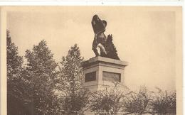MONT-SAINT-QUENTIN . LE MONUMENT AUSTRALIEN .  ECRITE AU VERSO LE 1er FEVR 1959 - Autres Communes
