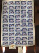 Divers En Feuilles Et Morceaux  Tous ** Cote ?  ,- Euros - Unused Stamps