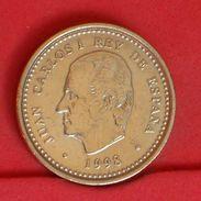 SPAIN 100 PESETAS 1998 -    KM# 989 - (Nº19302) - [ 5] 1949-… : Kingdom