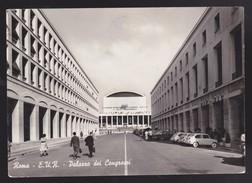 Roma - EUR - Palazzo Dei Congressi - Mostre, Esposizioni