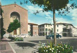 CASTEL D'AIANO PIAZZA LEVERA / PATRONATO SCOL. DI BOLOGNA COLONIA CASTEL D'AIANO  (900) - Altre Città