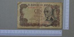 SPAIN 100 PESETAS 1970 -       (Nº19310) - [ 3] 1936-1975 : Regency Of Franco