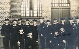 AK Matrosen SMS König Wilhelm - Weltkrieg 1914-18