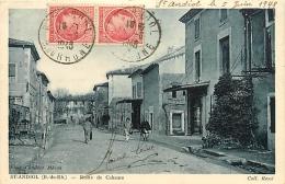 Saint-Andiol. Route De Cabanes - France