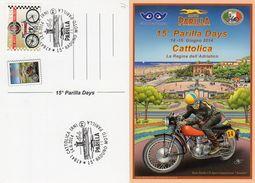 Cattolica (RN) 2014 - 15° Raduno Moto Parilla - - Motociclismo