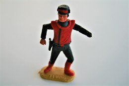 Timpo : CAPTAIN SCARLET - 1966, Made In England, *** - Figurines