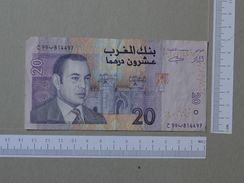 MOROCCO 20 DIRHAMS 2005 -       (Nº19340) - Maroc