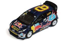 Ford Fiesta RS WRC - A. Dovizioso - Bologna Motorshow 2011 #4 - Ixo - Ixo