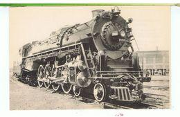 CPA-TRAINS-LOCOMOTIVES DES ETATS -ATLANTIC COAST LINE-MACHINE 1808-VAPEUR SURCHAUFFÉE-CONSTRUITE EN 1838-CLICHE BALDWIN- - Eisenbahnen