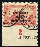 MARIENWERDER 1920 (16 July) Overprint On 1 Mk. With HAN, Used, Signed Klein.  Michel 26 HAN A  Cat. €140 - Settori Di Coordinazione