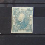 Mexique 1872  //   N° 50 - Mexique