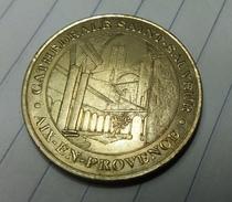 Monnaie De Paris - Aix En Provence - Cathédrale Saint Sauveur 2000 - Monnaie De Paris