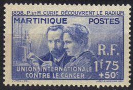 Martinique N° 167 * - Martinica (1886-1947)