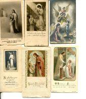 N°58905 -lot 6 Images De Communions - Andachtsbilder