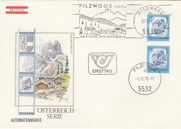 REPUBLIK OSTERREICH - FDC  Mi 1596 - FILZMOOS 7.12.78 /6 - FDC
