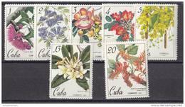 Cuba Nº 1109 Al 1115 - Cuba