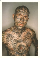 Tattoo - Cartes Postales