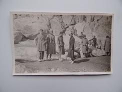74 Lot De 3 Photos Originales GLACIER Des BOSSONS Chamonix Mont-Blanc 5 Août 1932 - Lieux