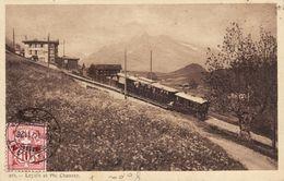 Leysin Et Pic Chaussy - Train - VD Vaud