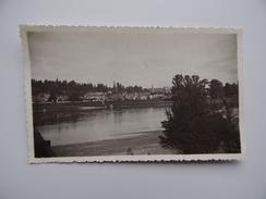 37 Photo Originale De LANGEAIS 20 Mai 1934 Prise Du Pont Sur La Loire - Lieux