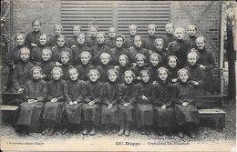 DIEPPE. L'orphelinat St Elisabeth (groupe D'enfants) - Dieppe