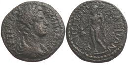[H] +++ AE18 -- COMMODUS  --  PHILIPPOPOLIS In Thracia - Hermes With Kerykeion +++ - 3. Röm. Provinz