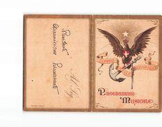 15661 CORPO REALE EQUIPAGGI PROGRAMMA MUSICALE - LA SPEZIA 1926 - Programmi