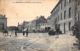 LA JONCHERE - RUE PRINCIPALE - France