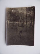 Photo Originale D'un POILU Guerre 1914 1918 Infanterie Militaire Militaria Soldat Régiment - Guerre, Militaire